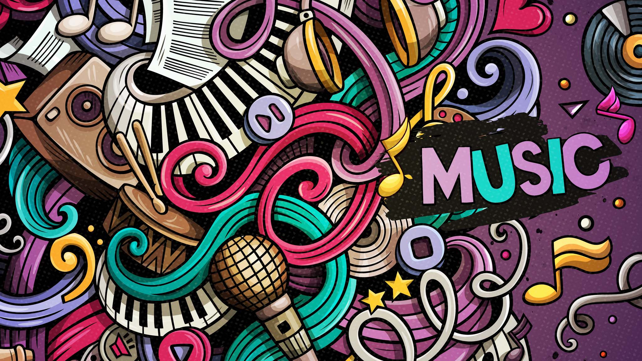 What Does Music do to the Brain?