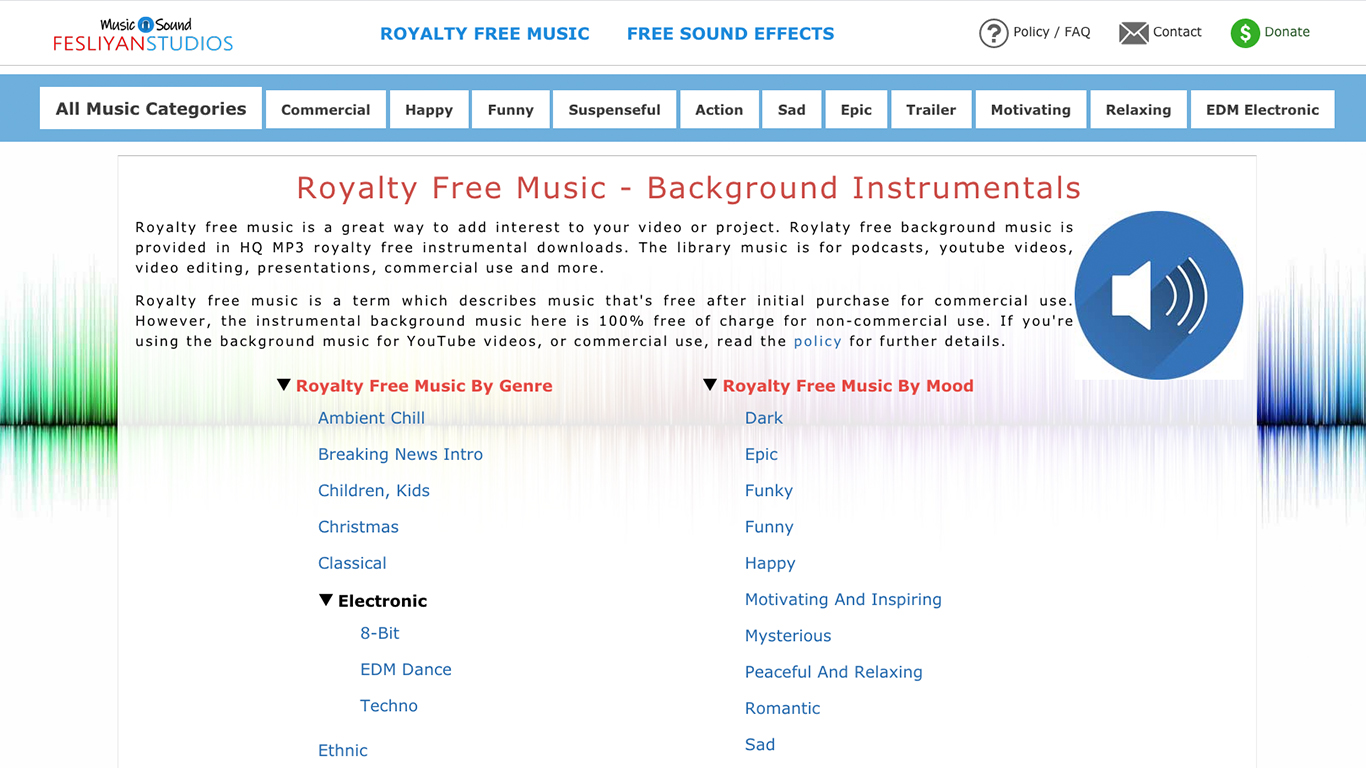 Where can I Download Background Music for Free?